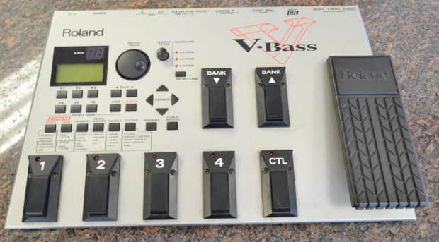 roland v bass multi effects guitar effect pedal reverb. Black Bedroom Furniture Sets. Home Design Ideas