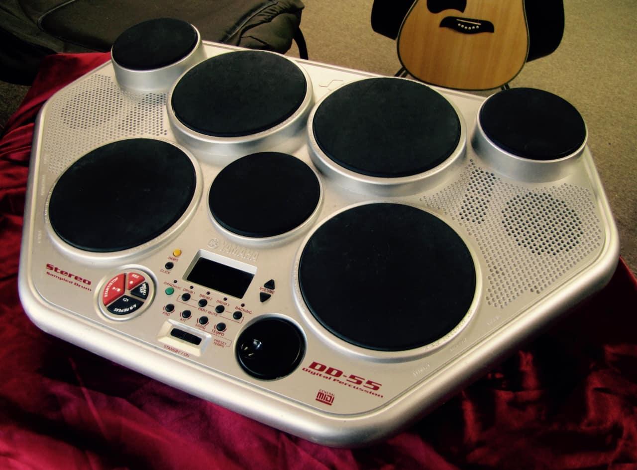 Yamaha Digital Percussion Dd