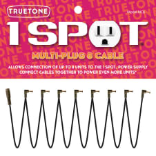 Truetone 1 Spot MC8 Multi-plug 8 Cable image