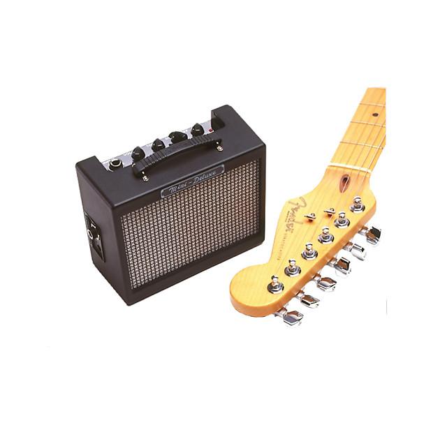 fender md20 mini deluxe amplifier guitar amp reverb. Black Bedroom Furniture Sets. Home Design Ideas