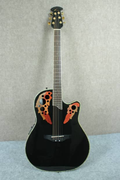 OVATION CELEBRITY SERIES acoustic guitars