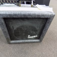 1959 Supro 1600 Supreme Valco Combo Amp image
