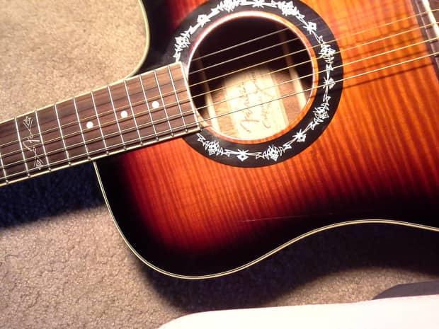 like new fender acoustic electric california series guitar reverb. Black Bedroom Furniture Sets. Home Design Ideas