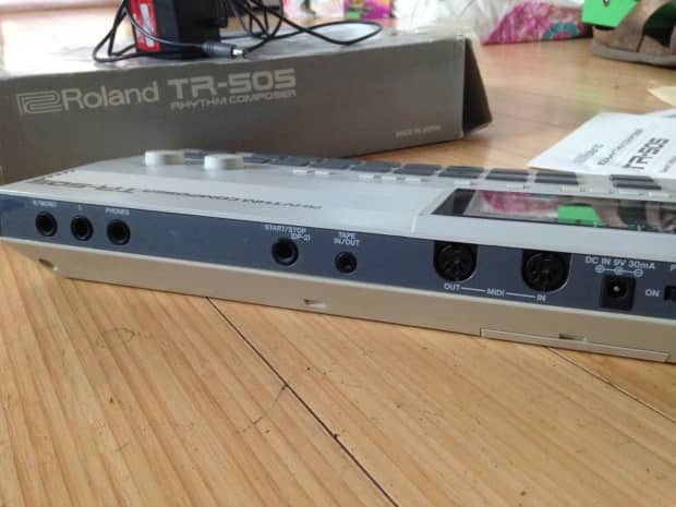 roland mc 505 groovebox manual