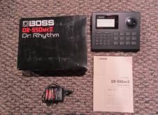 Boss DR-550 Dr. Rhythm Mk II image
