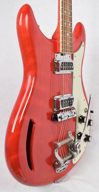 1967 Kustom K200A w/ Bigsby