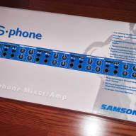 Samson S-Phone - Open Box-Like New never used