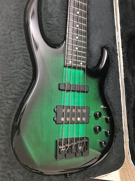 carvin lb75 5 string bass guitar reverb. Black Bedroom Furniture Sets. Home Design Ideas