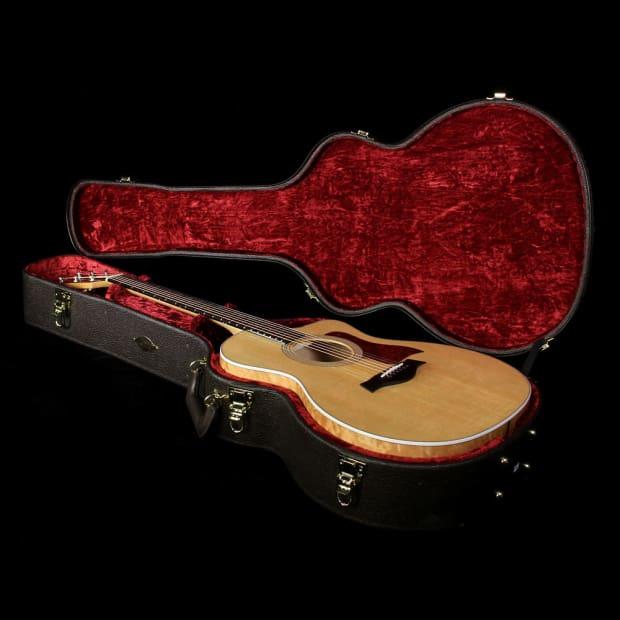 taylor 214ce qm dlx grand auditorium acoustic electric guitar reverb. Black Bedroom Furniture Sets. Home Design Ideas