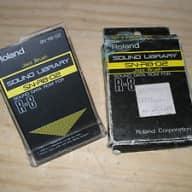 Roland SN-R8-02 sound card Jazz brush