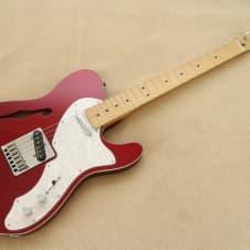 2016 Fender Deluxe Telecaster Thinline Mint image