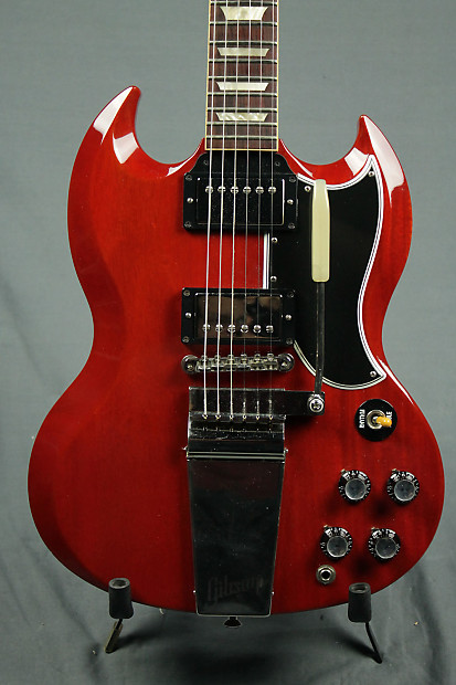 2009 gibson les paul sg standard historic with ohsc reverb. Black Bedroom Furniture Sets. Home Design Ideas