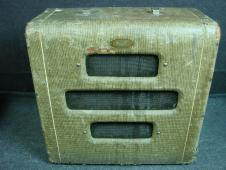 """Vintage Early 50's Supro Valco Supreme 1x10"""" All Tube Guitar Combo Amplifier Two 6V6 Power Tubes image"""