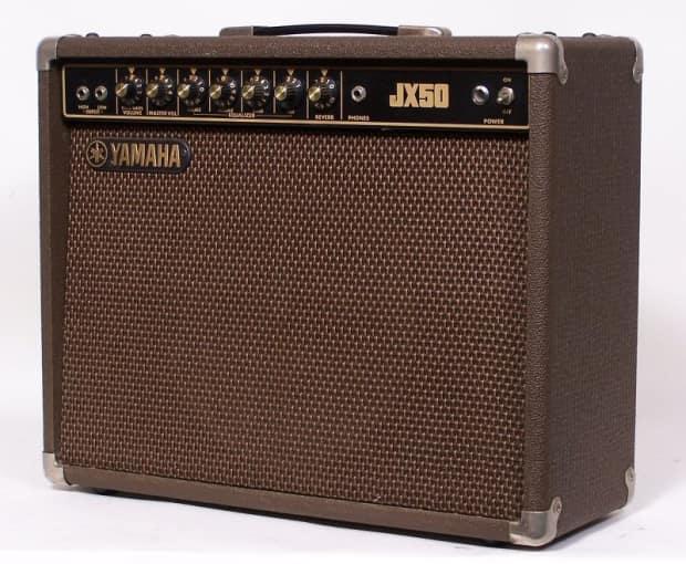 yamaha vintage yamaha jx50 combo guitar amp 112 amp japan