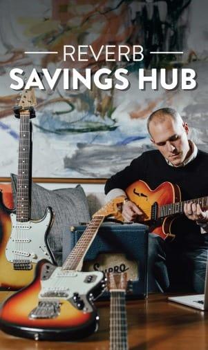 Reverb Savings Hub