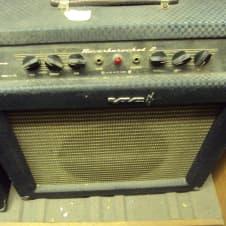 Ampeg GS-12R Reverberocket II guitar amp1960s 196os Blue Diamond image