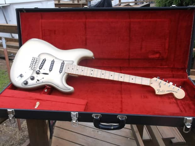 how to set up a stratocaster perfectly