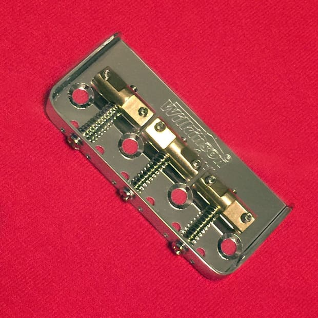 guitar parts wilkinson bridge half tele 1 2 telecaster reverb. Black Bedroom Furniture Sets. Home Design Ideas