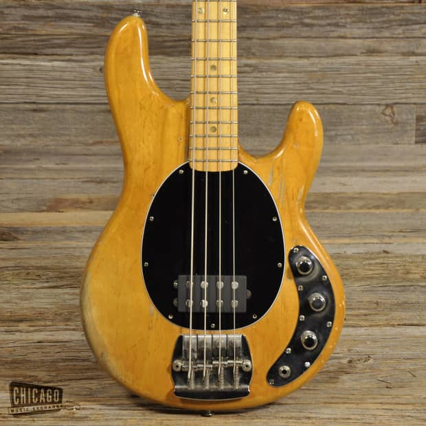 music man stingray bass natural 1978 s060 reverb. Black Bedroom Furniture Sets. Home Design Ideas