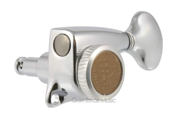 how to use gotoh locking tuners