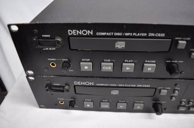 Denon DN-C635