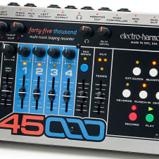 Electro-Harmonix 45000 Multi-Track Looping Recorder with Controller image