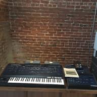 Oberheim OB-Xa synth system w DMX, DSX, pedals. SERVICED! MIDI mods, etc! OBX