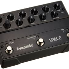 Eventide Reverb and Beyond Space Electric Guitar Multi Effect image