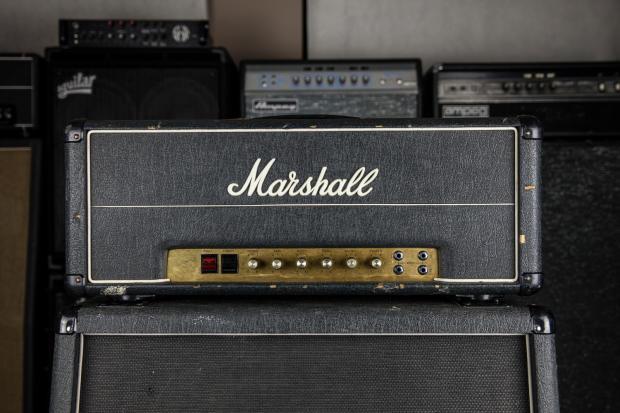Amp options (Marshall gas) | Rob Chapman Forum