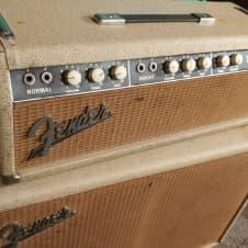 Fender  Tremolux 1963 Blonde image