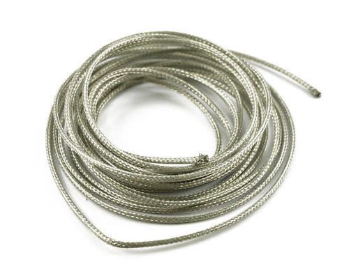Automotive Shielded Wire : Feet braided shielded ga stranded gavitt cloth