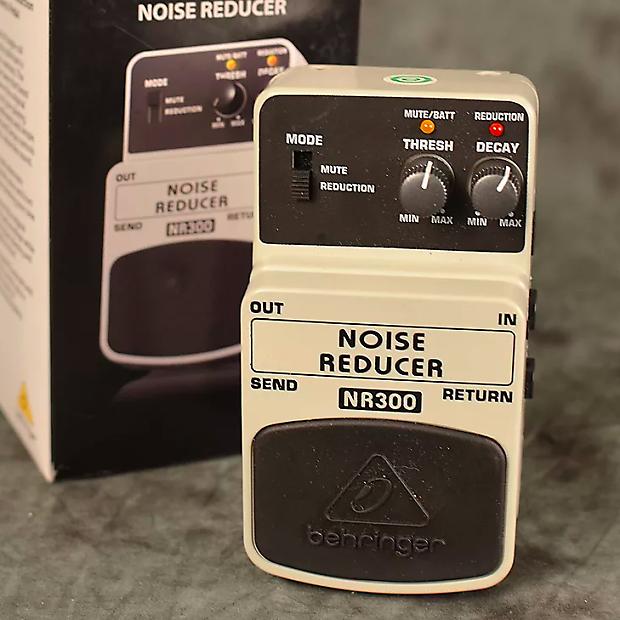 behringer nr300 noise reducer pedal reverb. Black Bedroom Furniture Sets. Home Design Ideas