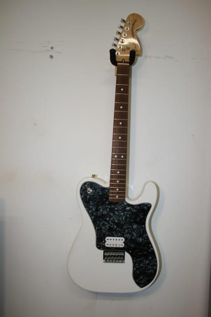 Fender Telecaster Deluxe White | Reverb