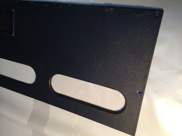"""Fender Repair Cost >> Fender Hot Rod Deluxe Replacement 1X12"""" cabinet with back 