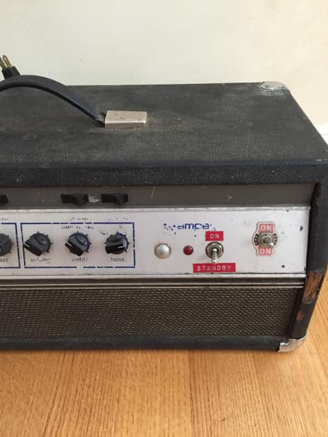 marshall amplifier dating How to date a marshall all of whom have done an immense amount of work to increase the accuracy and availability of information on marshall amps reverb dating.