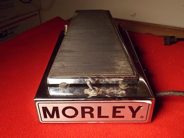 morley pwf power wah fuzz pwf pedal tel ray vintage gorgeous reverb. Black Bedroom Furniture Sets. Home Design Ideas