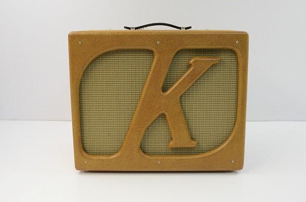 kendrick k spot tube combo amplifier w/ cover & fane | reverb  #15