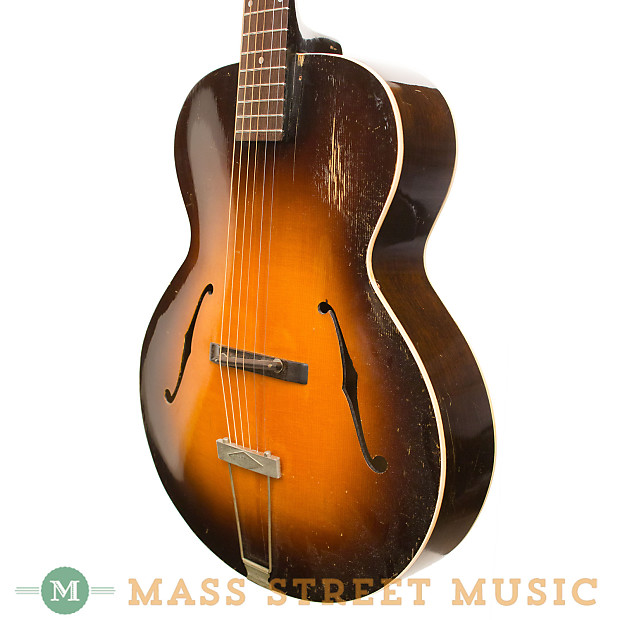 gibson acoustic guitars 1936 l 50 archtop used reverb. Black Bedroom Furniture Sets. Home Design Ideas