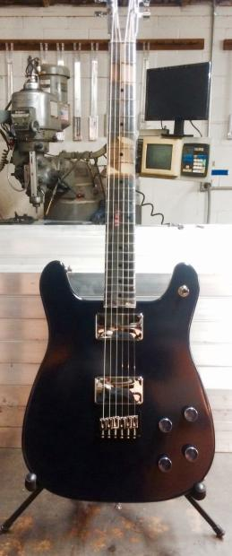 electrical guitar company tyranny 2016 midnight blue reverb. Black Bedroom Furniture Sets. Home Design Ideas
