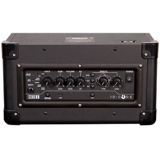 blackstar id core stereo 10 guitar combo amp reverb. Black Bedroom Furniture Sets. Home Design Ideas