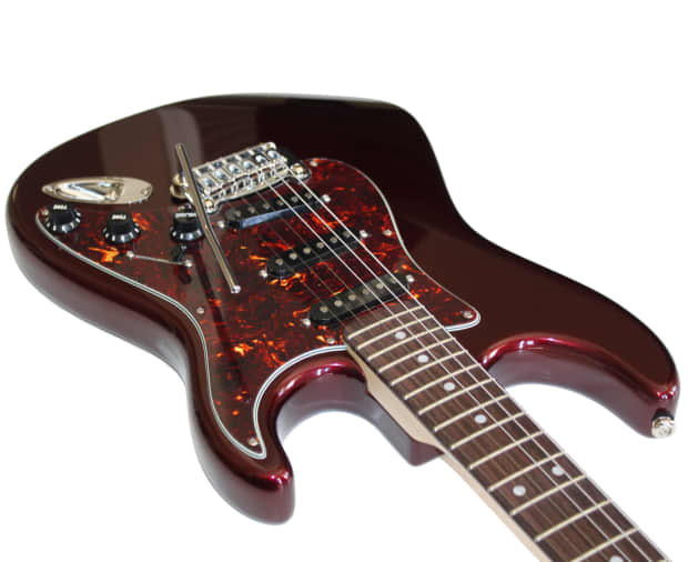 g l guitars usa legacy electric guitar in ruby red reverb. Black Bedroom Furniture Sets. Home Design Ideas