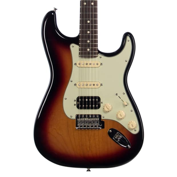 fender deluxe lone star stratocaster hss sunburst new reverb. Black Bedroom Furniture Sets. Home Design Ideas