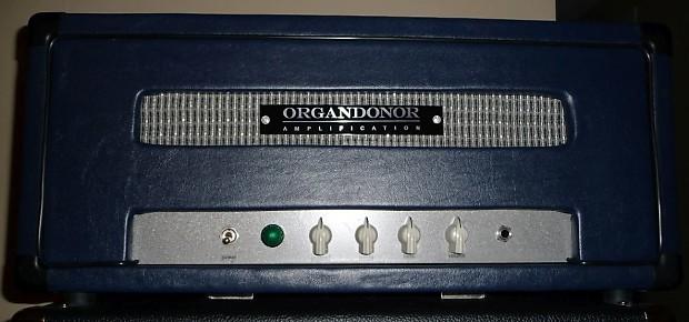 organdonor amplification Lotus Eater all tube 15 watt guitar | Reverb