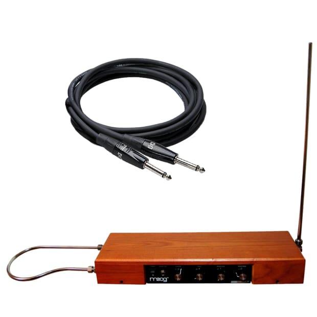moog etherwave standard theremin ash cable kit reverb. Black Bedroom Furniture Sets. Home Design Ideas