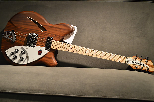 new rickenbacker 360 walnut electric guitar high gain reverb. Black Bedroom Furniture Sets. Home Design Ideas
