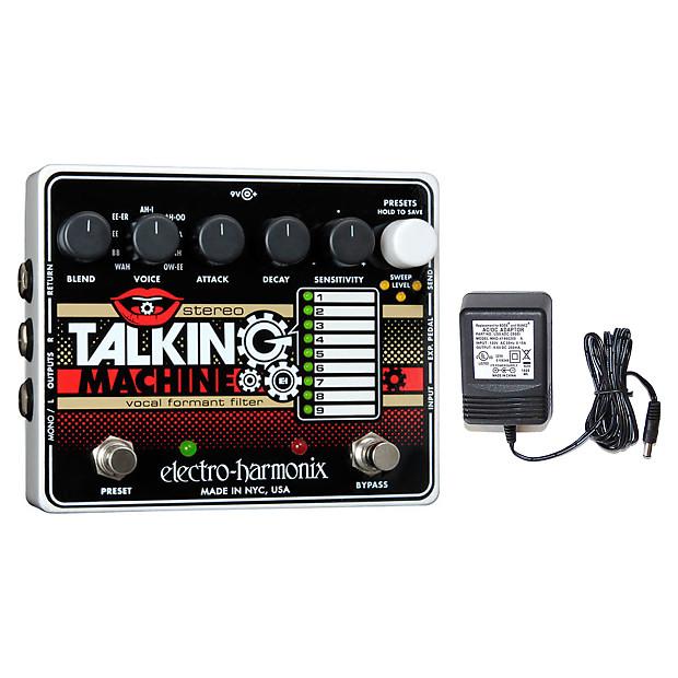talking machine