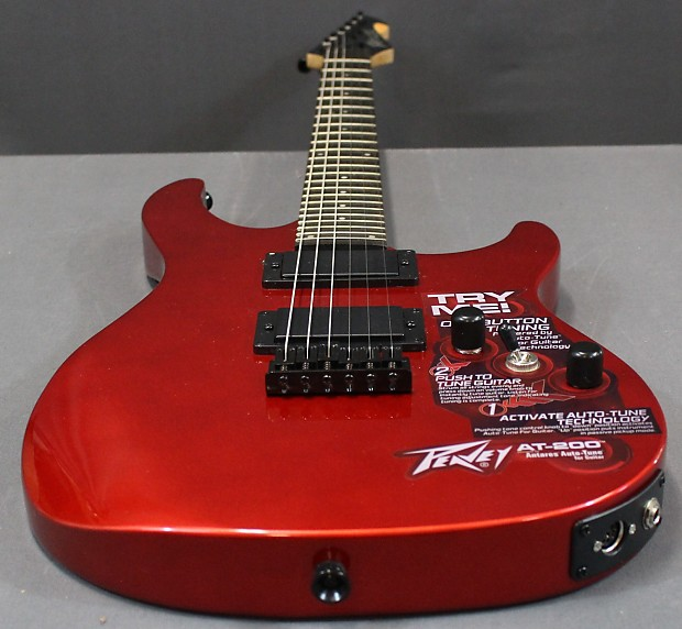 peavey at 200 auto tune electric guitar factory b stock reverb. Black Bedroom Furniture Sets. Home Design Ideas