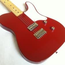 Fastback Guitars, The Cabo ~ Dakota Red,  Light/Med Relic image