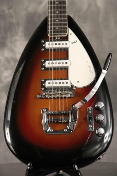 vox mark ix 9 string teardrop guitar made in italy 1960 39 s reverb. Black Bedroom Furniture Sets. Home Design Ideas
