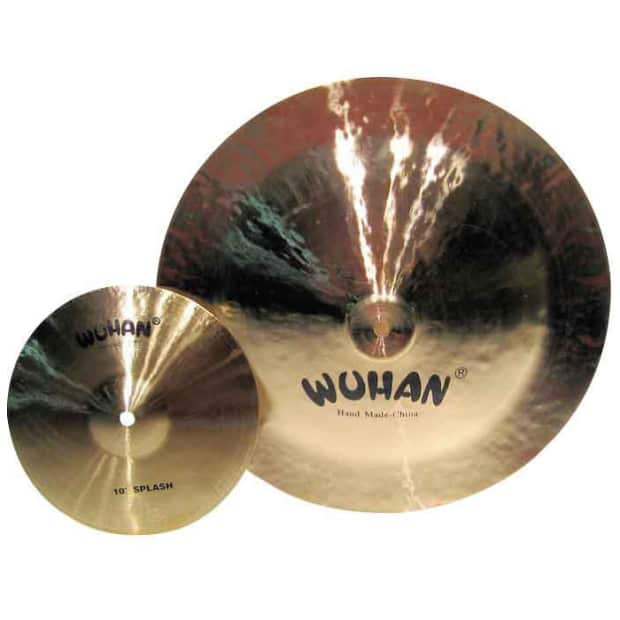 wuhan splash and china cymbal value pack reverb. Black Bedroom Furniture Sets. Home Design Ideas